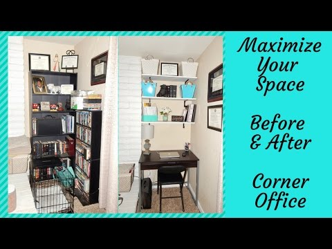 """Before & After Corner """"Office"""""""