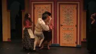 """Bande annonce Visiocene """"Le Mariage de Figaro"""" au Vingtième Théâtre"""
