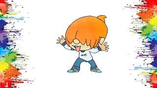 Cleo e Cuquin l Pelusin l desenho animado infantil l desenhando e colorindo desenhos.