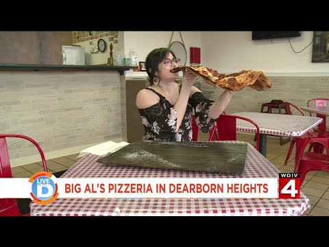Live in the D: Big Al's Pizzeria in Dearborn Heights