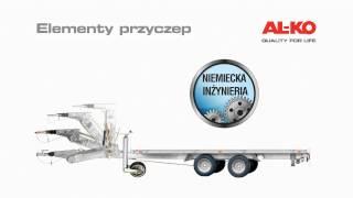 AL-KO części do przyczep i akcesoria do przyczep