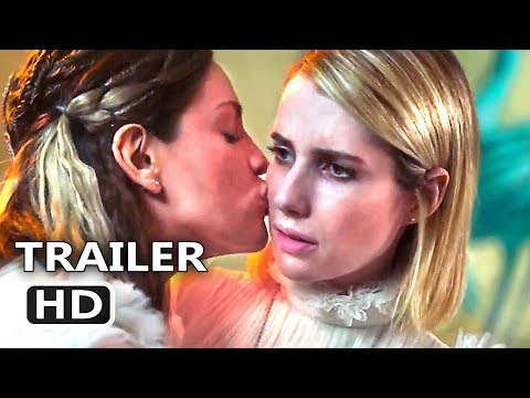 PARADISE HILLS Official Trailer (2019) Emma Roberts, Eiza Gonzalez, Milla Jovovich Movie HD