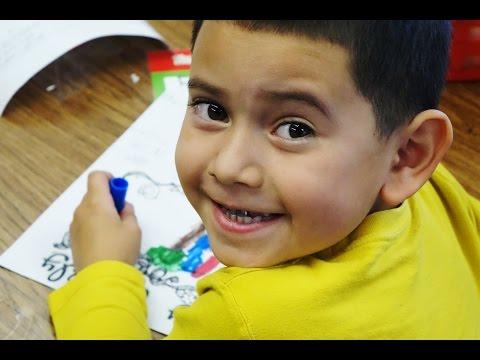 """""""Endless Opportunities"""" - Kindergarten at Alice Terry Elementary School"""