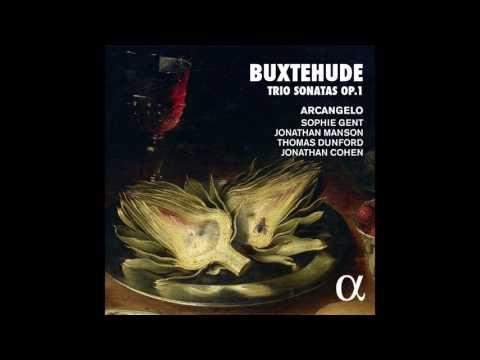 BUXTEHUDE // Trio sonatas Opus 1, BuxWV 252-258: Trio Sonata in D minor, BuxWV 257 by Arcangelo