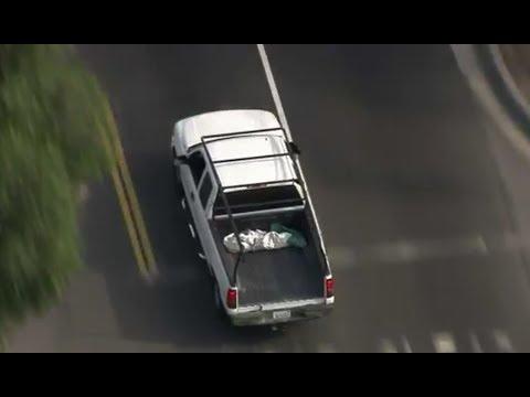 LA County/Long Beach Police Chase