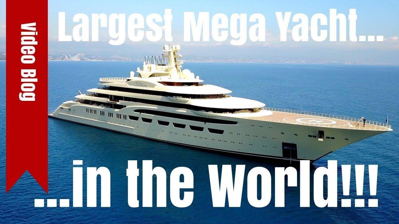 Hundred Million Dollar Mega Yachts Youtube
