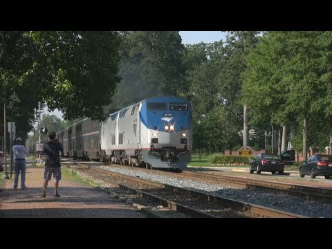 Ashland VA 07.09.11: Meeting Mr. Randolph