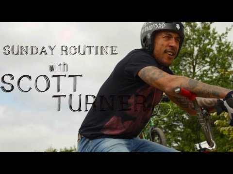 Sunday Routine with Scott Turner