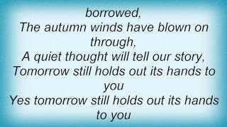 John Mellencamp - Yours Forever Lyrics
