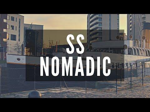 SS NOMADIC BELFAST - A Tour of the Titanic's Sister Ship, Nomadic - Belfast Northern Ireland - NI