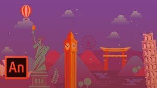 Erstellen Sie eine HTML-5-Expandable Banner-Anzeige für Google-Doubleclick mithilfe Animieren | Adobe Creative Cloud