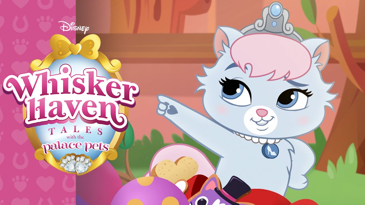 Download Slipper-Sparkle | Whisker Haven Tales with the Palace Pets | Disney Junior