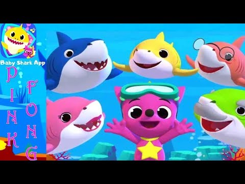 baby-shark-kids-music-animation,-pinkfong-educational-app-challenge