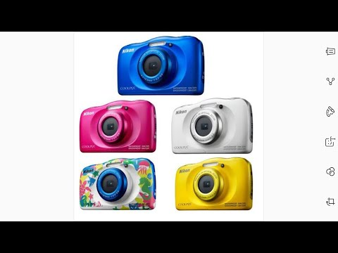 [unboxing] NIKON COOLPIX W100 - Waterproof / Underwater Camera - Kamera Anti Air INDONESIA