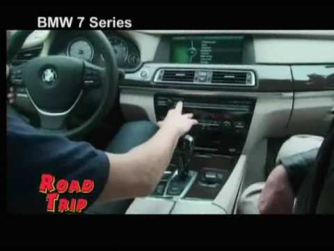 Road Trip: New 2009 BMW 7 Series - EXCLUSIVE VIDEO