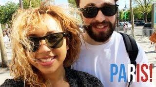 Jason & Sammi's Trip to Parieeee!