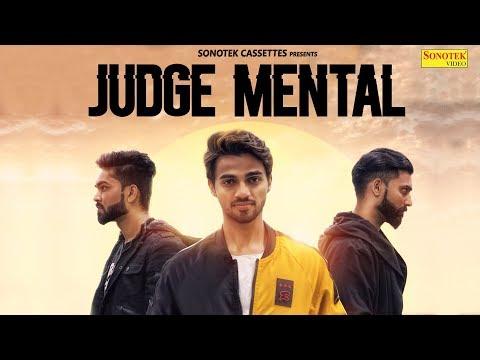 Judge Mental   Tarun Haritas   KV Sood, Monster Durgesh   Latest Haryanvi Songs Haryanavi 2019