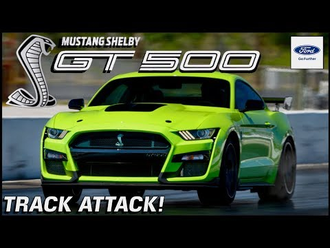 2020 Shelby GT500: TRACK ATTACK (New Official Video + My Thoughts)