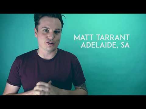 SUCCESSFUL Australian Survivor Application Video - Matt Tarrant (Season 1)