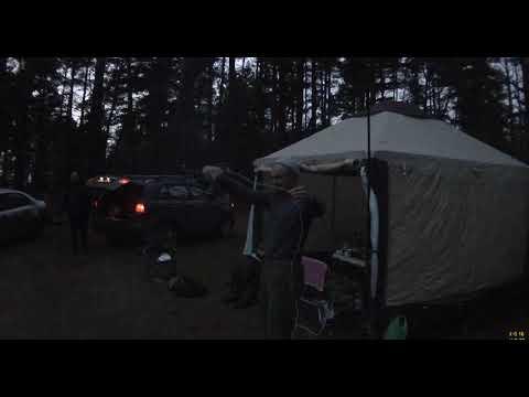 Готовим лагерь к слёту