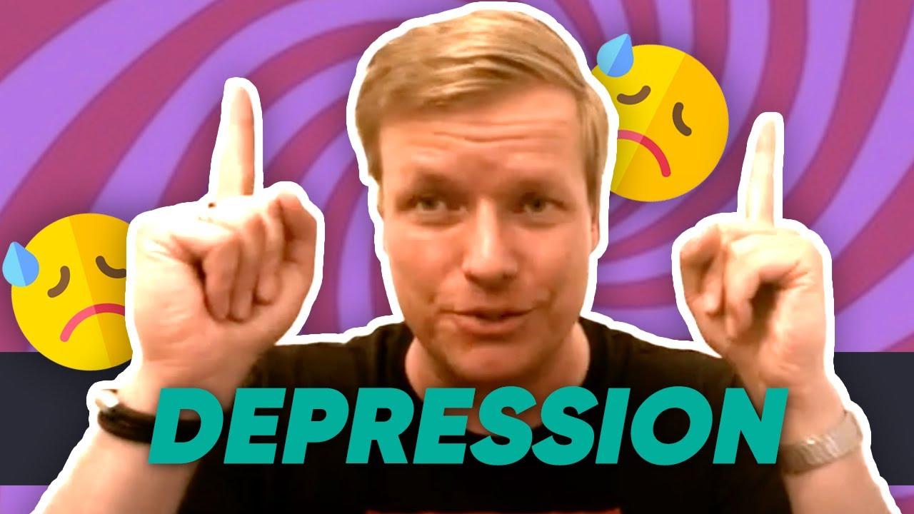 ❌😢WAS KANN ICH GEGEN MEINE DEPRESSION TUN?