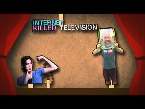 Internet Killed Television intro