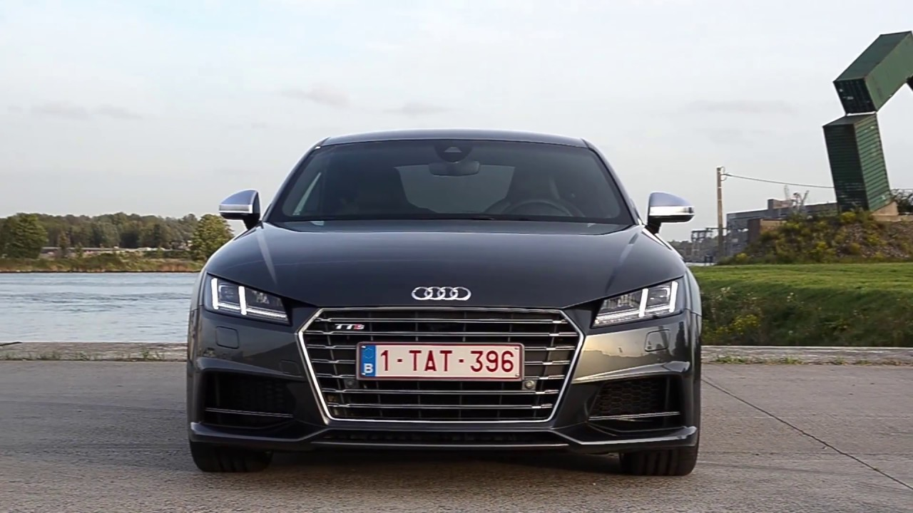 Audi Tts Daytona Grey Youtube