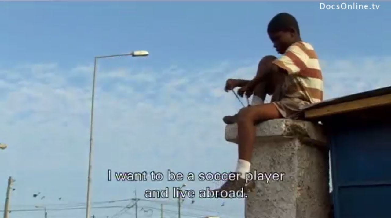 Black Diamond Fools Gold trailer: Human Trafficking African Football players