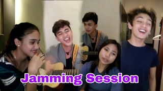 Jamming Session ( Lie | Criza | Achilles | Seth )