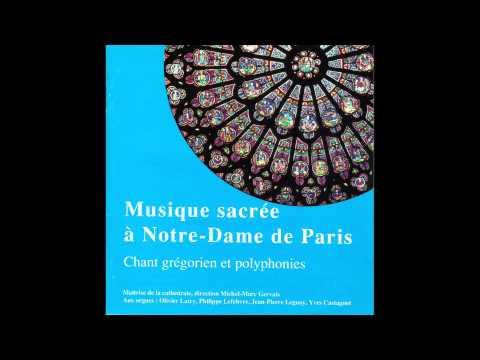 Gregorian – Ubi caritas / Maîtrise de la Cathédrale Notre-Dame de Paris