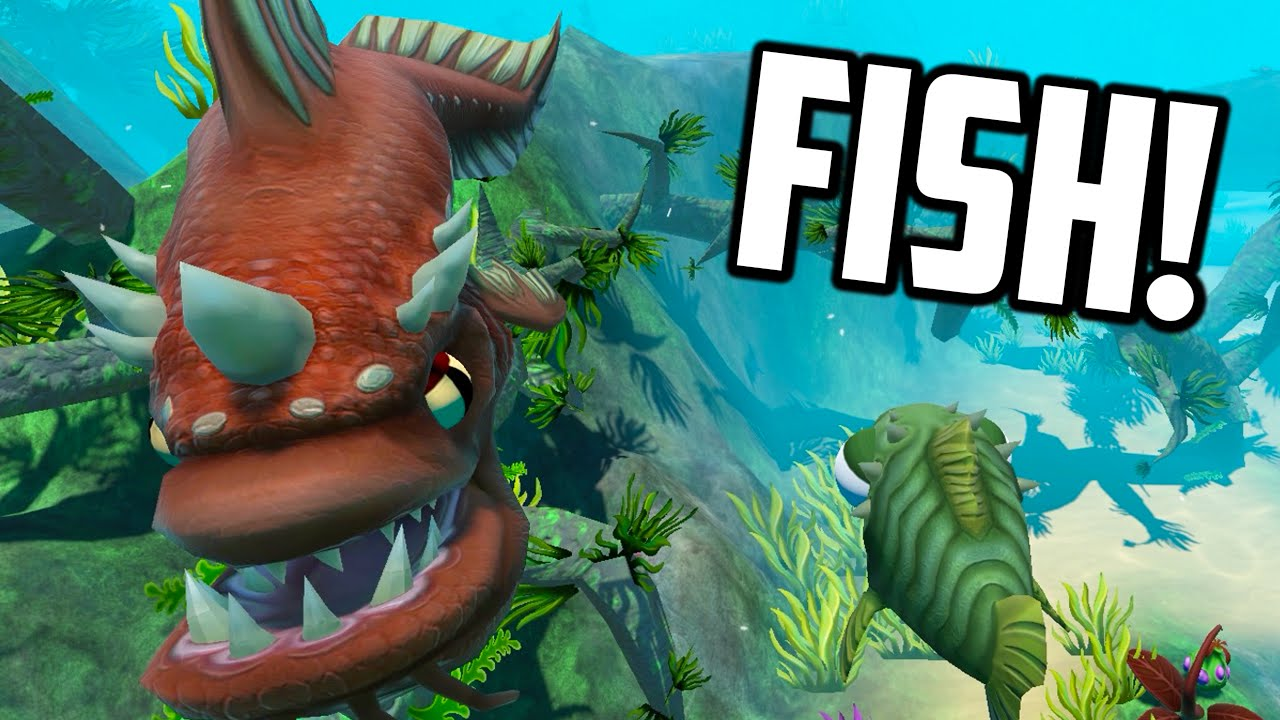 Feed and grow fish the dragon fish update early access for How to feed fish