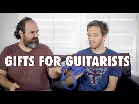 Gift Giving for Guitarists