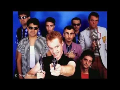 Oingo Boingo - Dead Mans Party