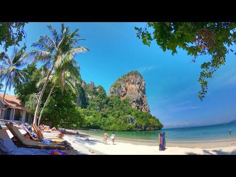 Railay Beach Railay Bay Resort & Spa Krabi Thailand