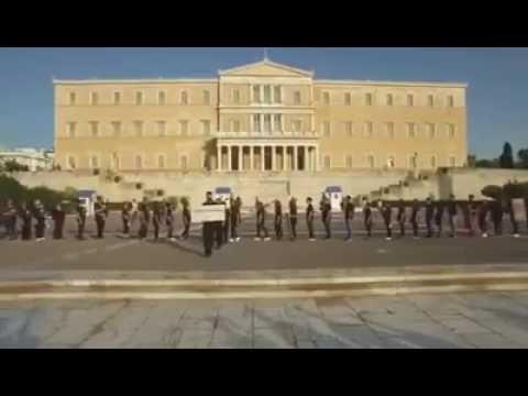 Αθήνα: Στιγμιότυπα από το Walk For Freedom Athens