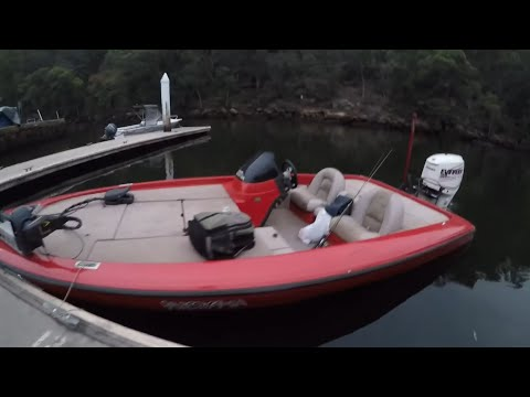 In A Fast BOAT Is My Favorite Way To Fish The Hawkesbury River.