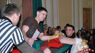Чемпионат Минска по армрестлингу 2015 2