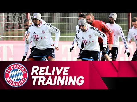 LIVE 🔴 | FC Bayern Training // German Commentary