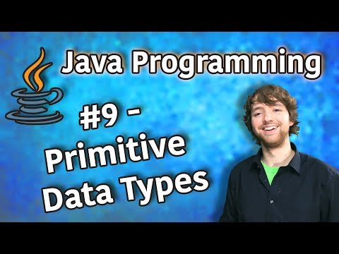 java-programming-tutorial-9---primitive-data-types
