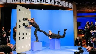 Watch Tom Cruise Recreate His Most Memorable Scenes With James Corden