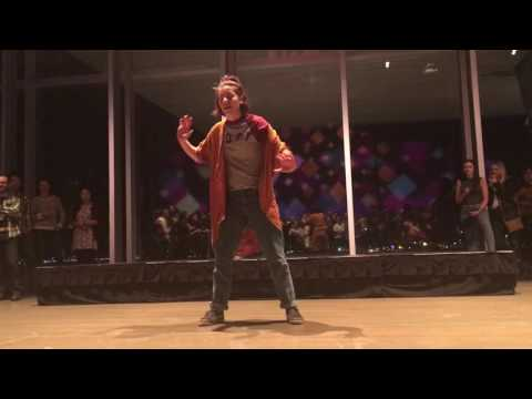 """apart"" / freestyle performance at ICA Boston"