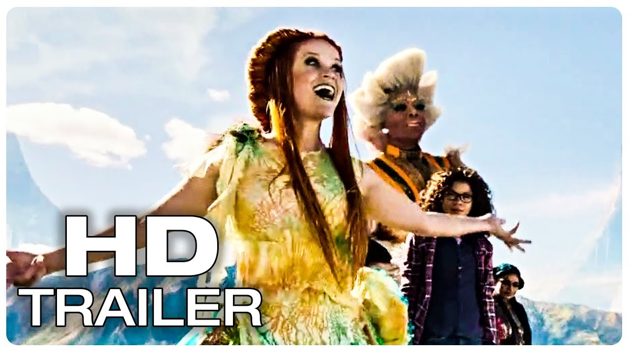 Download A WRINKLE IN TIME Trailer #3 (2018) Chris Pine Disney Fantasy Movie HD