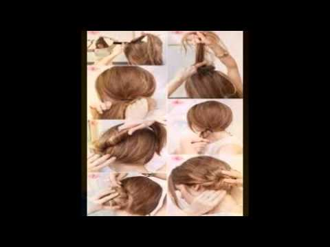 Names Of Hairstyles For Girls - YouTube