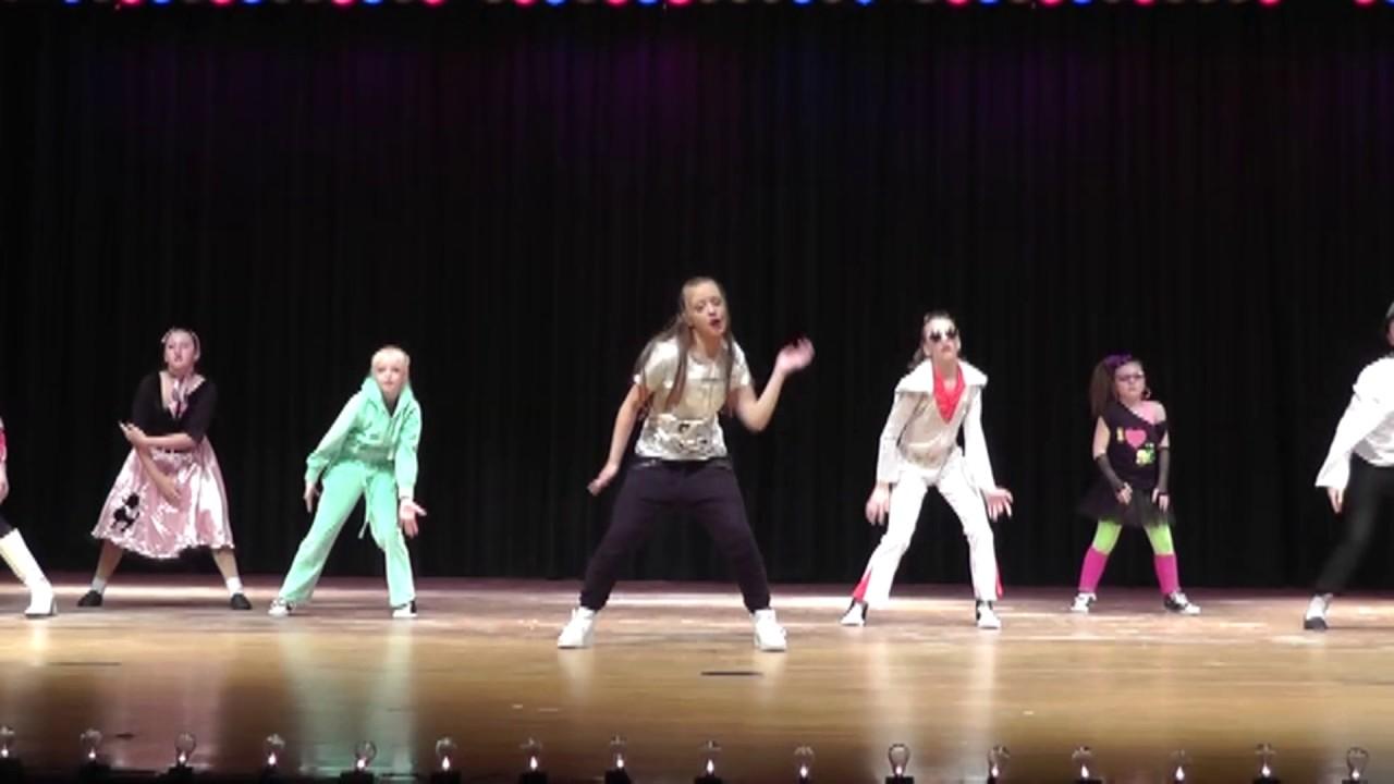 Langlois-Racine Dance part one  5-19-17
