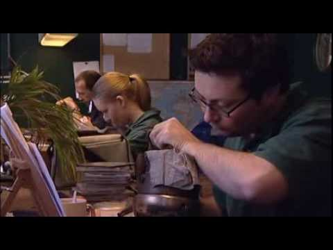 Holland and Holland Factory Craftsmanship