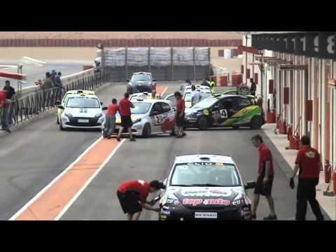 Copa/Cup Renault Clio Sport Circuito de Cartagena (Entrenos 22/05/2009)