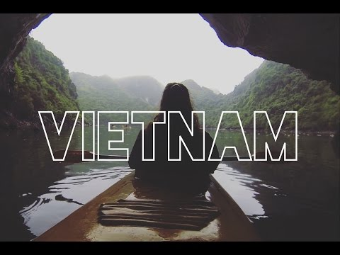 Backpacking Vietnam 2016