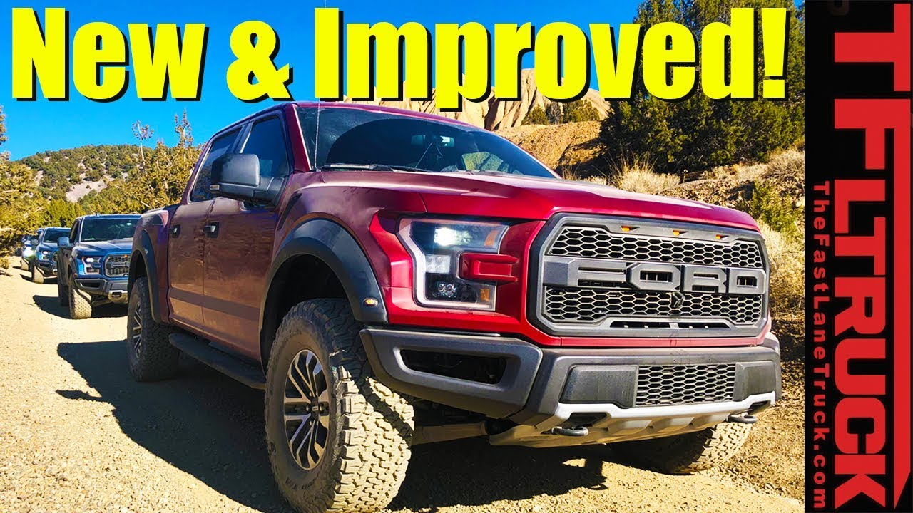 2019 ford f 150 raptor just how much better is it