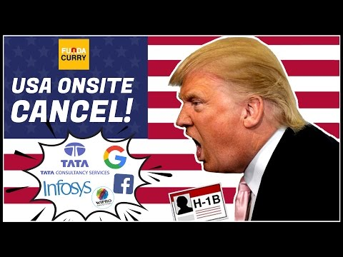 Funda Curry | Why Trump hates TCS, Infosys and its 5 Consequences