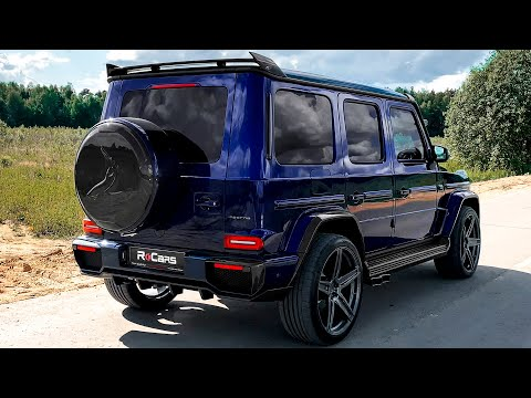 Mercedes-AMG G 63 (2019) - High-Performance G-Class from TopCar